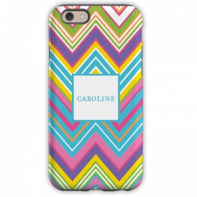 Personalized iPhone Case Zig Zag Pattern Personalized iPhone Case Zig Zag Pattern Electronics > Communications > Telephony > Mobile Phone Accessories > Mobile Phone Cases