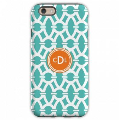 Personalized iPhone Case Trellis   Electronics > Communications > Telephony > Mobile Phone Accessories > Mobile Phone Cases