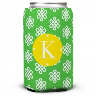 Dabney Lee Clementine Can Koozie  Home & Garden > Kitchen & Dining > Food & Beverage Carriers > Drink Sleeves