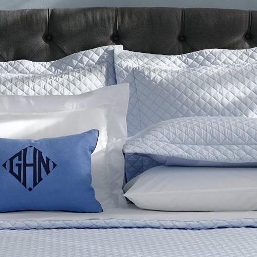 Matouk Gemma Quilted Bedding Collection Gallery_828 Home & Garden > Linens & Bedding > Bedding