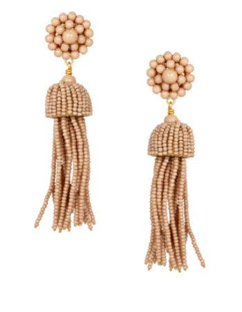 Lisi Lerch Latte Tassel Earrings   Apparel & Accessories > Jewelry > Earrings