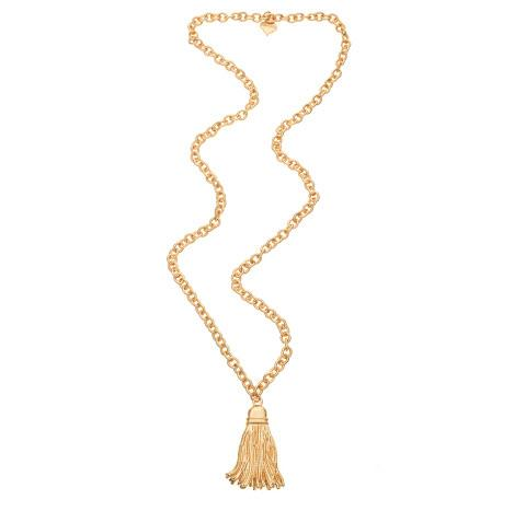 Gold Tassel Necklace Long Gold Tassel Necklace Apparel & Accessories > Jewelry > Necklaces