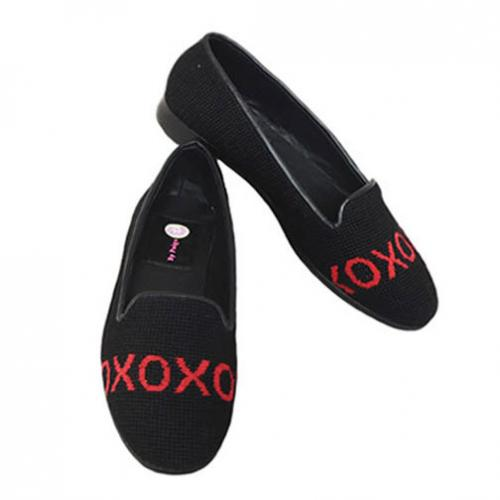 By Paige Ladies XOXO Needlepoint Loafers  Apparel & Accessories > Shoes > Loafers