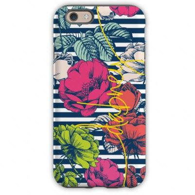 Personalized iPhone Case Millie Pattern  Electronics > Communications > Telephony > Mobile Phone Accessories > Mobile Phone Cases