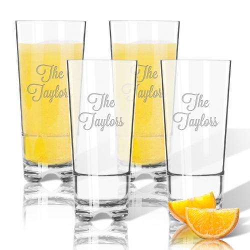 Personalized Tritan High Ball Tumbler Set  Home & Garden > Kitchen & Dining > Tableware > Drinkware > Highball Glasses