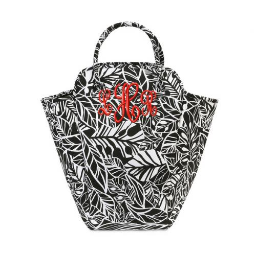 Monogrammed Leaf a Message EVA Laundry Tote   Home & Garden > Household Supplies > Laundry Supplies > Washing Bags & Baskets