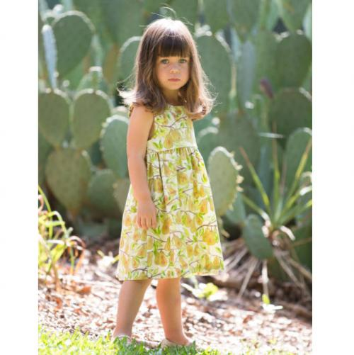 Golden Pear Dress  Apparel & Accessories > Clothing > Baby & Toddler Clothing > Baby & Toddler Dresses