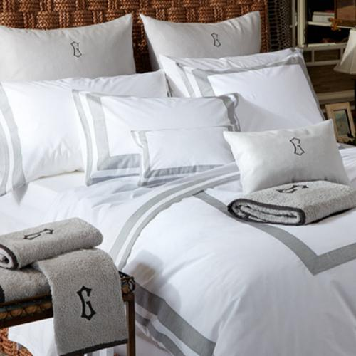 Matouk Jackson Bedding Collection Gallery_849 Home & Garden > Linens & Bedding > Bedding
