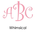 Monogram Whimsical