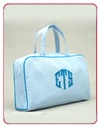 monogrammed cosmetic bags custom made especially for you