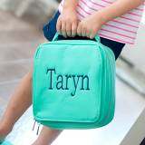 Personalized Mint Lunch Box