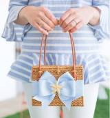 Lisi Lerch Emory Small Rectangular Bow Bag  . . .