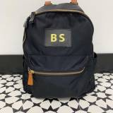 Boulevard Brandy Backpack Monogrammed