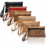 Carved Solutions E. Studio Cork Clutch  . . .