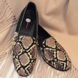 By Paige Snake Skin Ladies Needlepoint  . . .