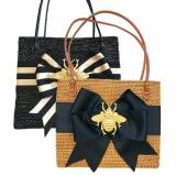 Rectangular Bow Bag With Choice Of Motif