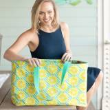 Personalized Main Squeeze Ultimate Tote