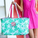 Personalized Sea Star Ultimate Tote
