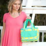 Personalized Main Squeeze Cooler Tote