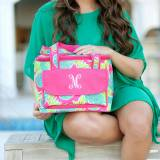 Personalized Totally Tropics Cooler Tote