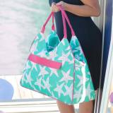 Personalized Sea Star Beach Bag