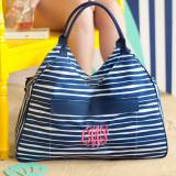 Personalized Tidelines Beach Bag