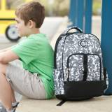 Monogrammed Techni-Cool Print Backpack