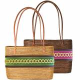 Lisi Lerch Charlotte Large Bali Bag With  . . .