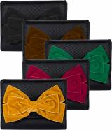Lisi Lerch Eleanor Clutch With Velvet Bow