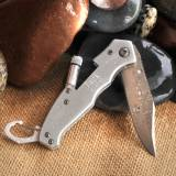 Personalized Klondike Lockback Knife With  . . .