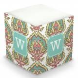 Personalized Cora Spring Memo Cube