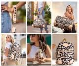 Wild About Jon Hart Leopard Print