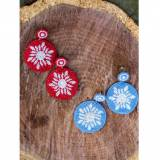 Lisi Lerch Snowflake Earrings