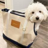 Boulevard Pets Fido Dog Carrier Tote  . . .