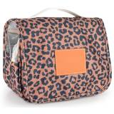 Boulevard Felix Leopard Toiletry Bag  . . .
