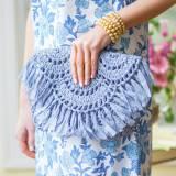 Lisi Lerch Frida Straw Bag