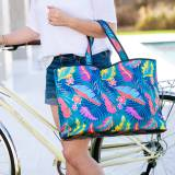 Monogrammed Palm Bay Ally Tote