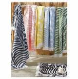 Matouk Zebra Palm Cotton Beach Towel