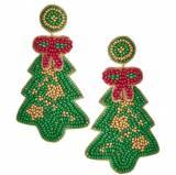 Lisi Lerch Christmas Tree Earrings