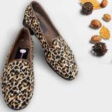 By Paige Ladies Needlepoint Leopard Mini  . . .