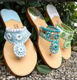 Palm Beach Classic Ladies Sandals Design  . . .