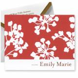 Embossed Graphics Personalized Stationery  . . .