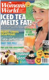 Woman's World  July 2011