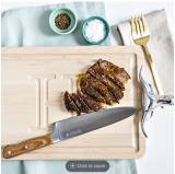 Monogrammed Wooden Cutting Boards