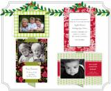 Boatman Geller Holiday Photocards