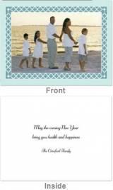 Bristol Chain Folded Photocard