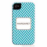 Personalized Stella Turquoise Phone Case