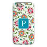 Personalized Phone Case Suzani Pattern