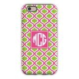 Personalized IPhone Case Raspberry & Lime