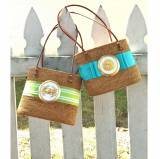 MOB Bag Bow Round Motif